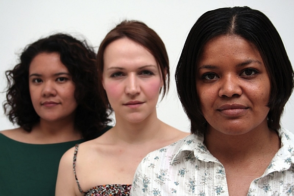 women-three-races