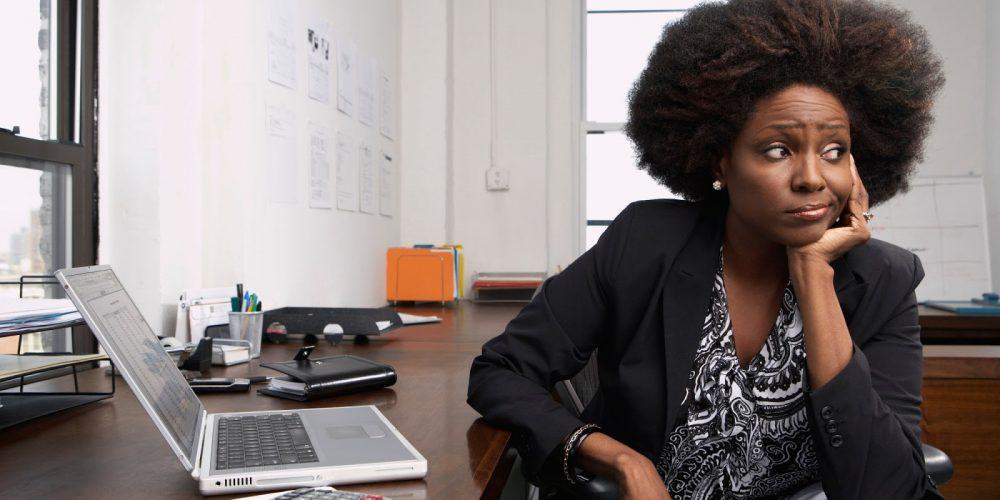 successful black woman