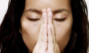 persist in prayer