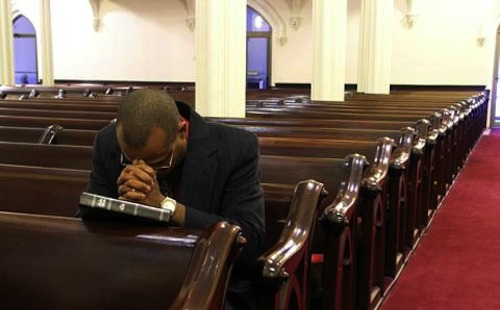 black.preacher.praying