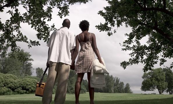 black-couple-date