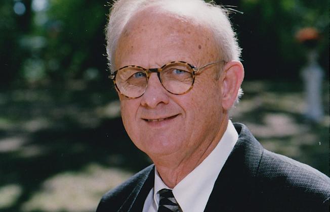 Rev. Charles Moore of Allen, Texas.