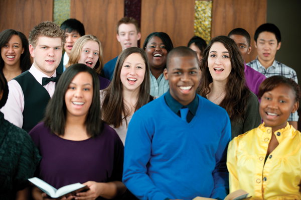 church youth
