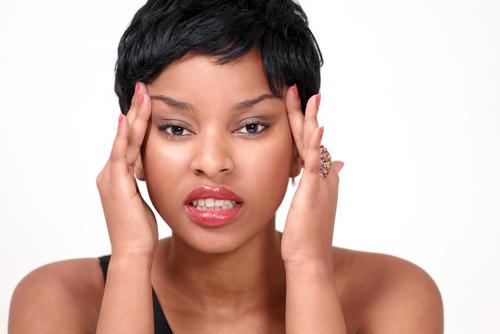 black-woman-stressed