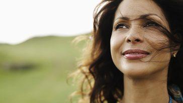 woman with faith