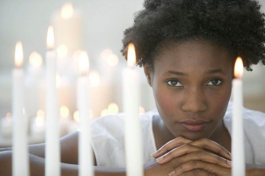 spiritual woman