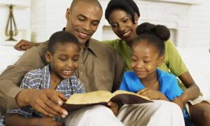 Ways to Keep God at the Head of Your Family