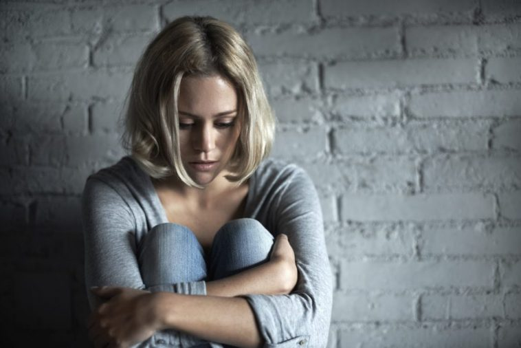 woman feeling Disconnected From God