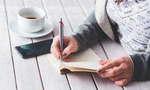 benefits of a prayer journal