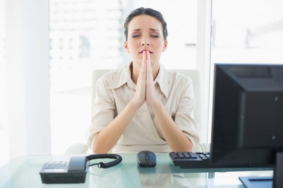 prayer in the workplace
