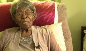 113 Year Old Hester Ford Has Dementia, Yet, She Can Still Perfectly Recite Bible Verses